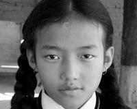 Arika Gurung _ 10 Jahre _ 5. Klasse