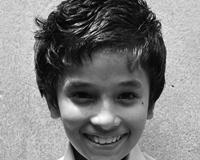 Netra Narayan Wagle _ 13 Jahre _ SERC School