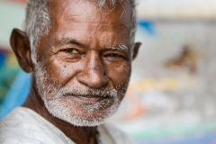 Fischer in Südindien