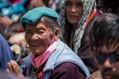 Lama Teaching Ladakh