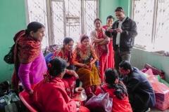 Hochzeitsvorbereitung | Nepal