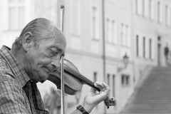Strassenmusik | Prag