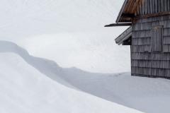 Hütte im Schnee | Obertauern