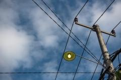 Strassenbeleuchtung | Ubud